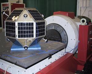 Testování českého satelitu MIMOSA na odolnost proti vibracím