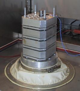 Příprava kombinované klimatické a vibrační zkoušky pyrotechnických modulů inicializujících činnost airbagového systému